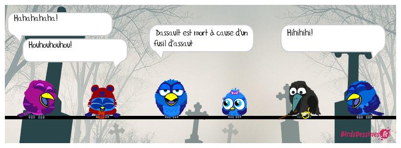 Dassault ou d'assaut