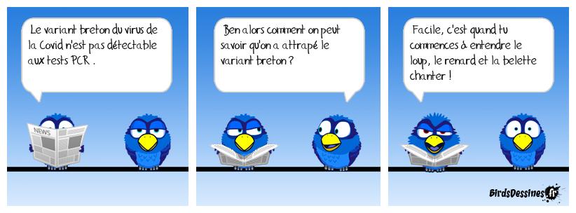 Covid : le variant breton finalement détectable