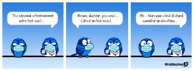 L'odeur... (J. Chirac)