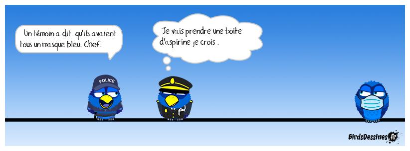 Un braquage à la banque de France.