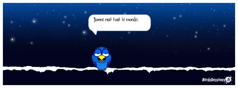 L'histoire du bird qui n'a jamais tenu compte du changement d'heure !
