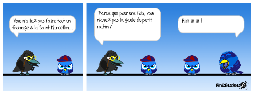 💣 💥 Le dicton de Mister blues... 340 😬 😨