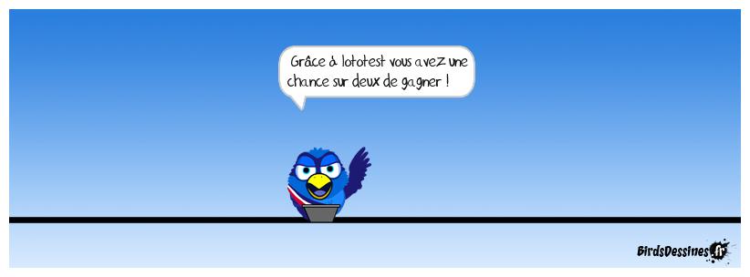 Une communication de la française des jeux !