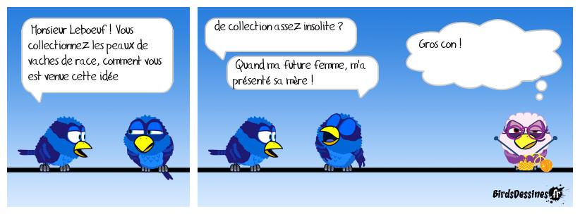 🤣 La collection...03 🐮👵🏽