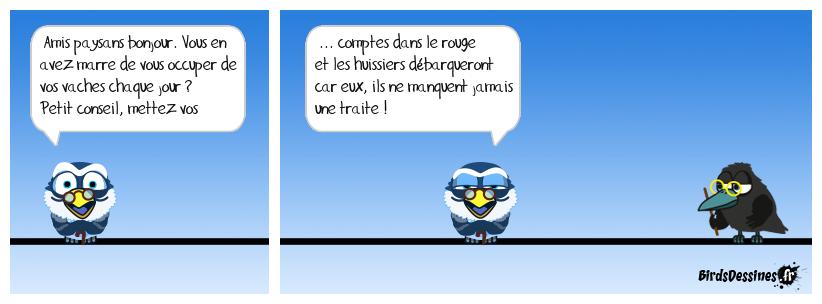 Les combines de papy Glandouille 2.