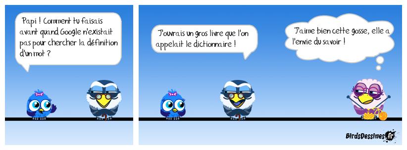 📕 Avant Google 🤔📖