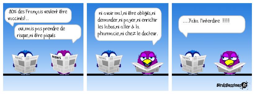 Vaccin Interdit !
