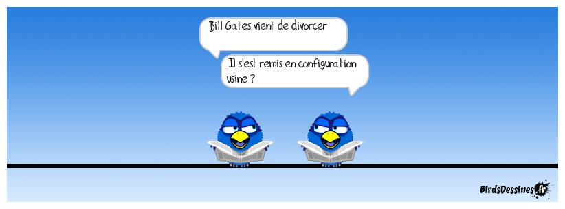 Divorce de Bill Gates