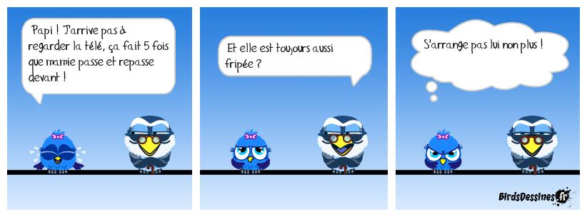 😤 Ah les vieux 👴👵