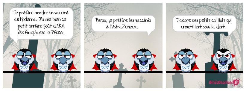 Entretien entre deux vampires