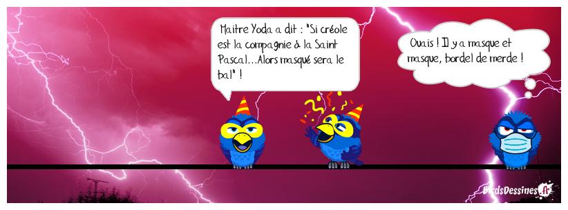 😂 Le dicton de Maitre Yoda... 01 👺😷