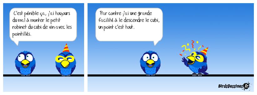 Petite connerie vinico-grammaticale.