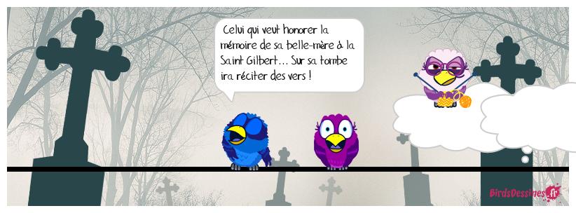 ✝️ Le dicton de Mister blues...365 💀😱