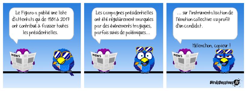 Le mirage du Figaro
