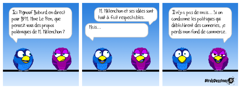 bfm : liberté d'expression ...
