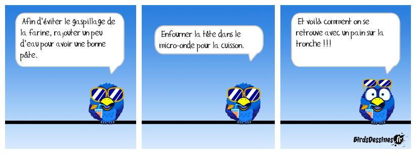 Recette du pain Mélenchon !