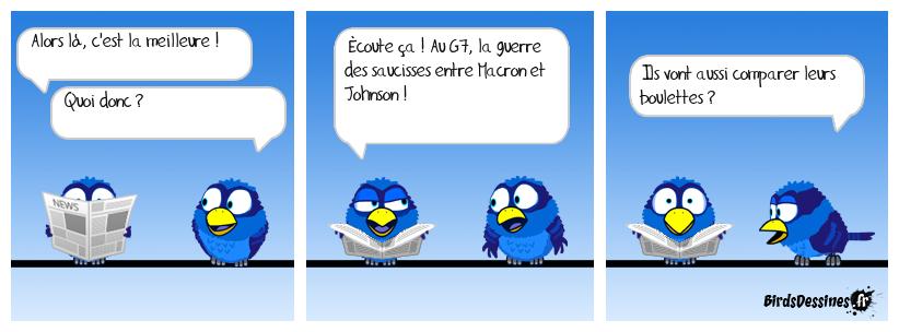 🤣 C'est la guerre 🌭🧆