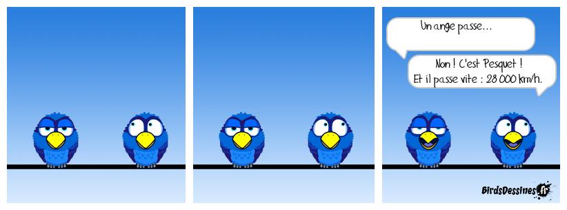 Une BD pur Bird sans politique 😉