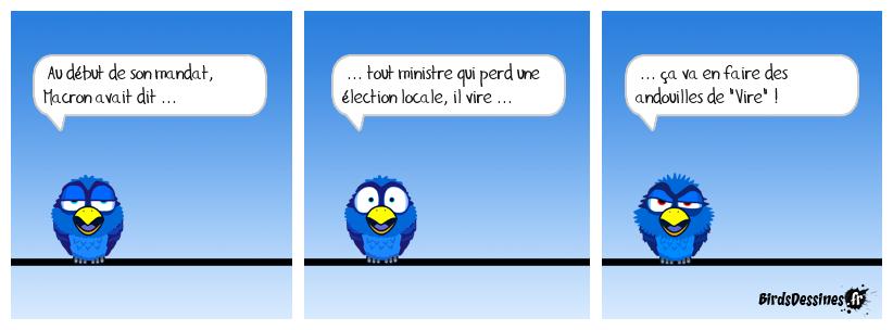Charcuterie électorale !
