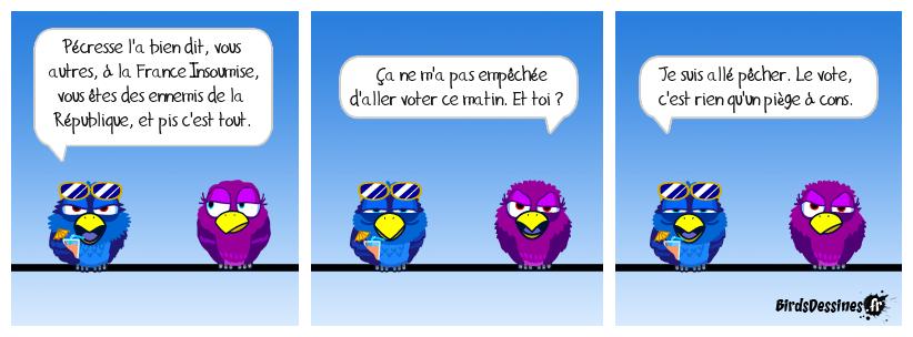 #EnnemisDeLaRépublique