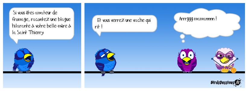 🤣 Le dicton de Mister blues...369 👵🏼🐮