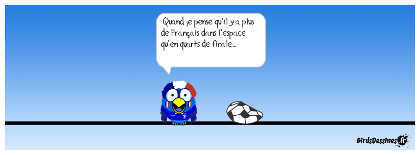 Quand on y pense…
