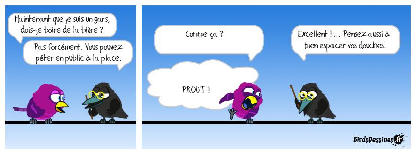 Birdy change de sexe - 3