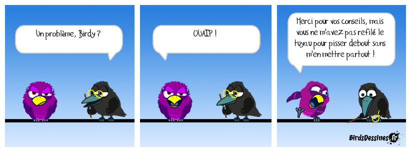 Birdy change de sexe - 4