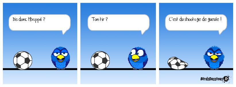 Rien à foot !