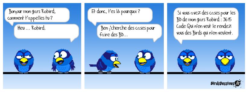 les desbirds