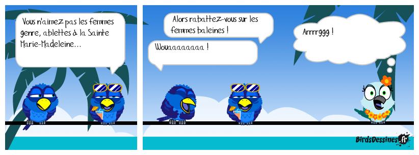 😲 Le dicton de Mister blues... 376 🐳🐋