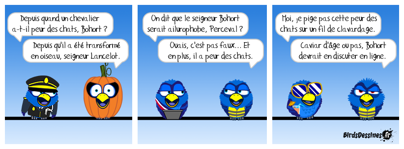 Kaamelott 5 : Chat-chat-chat