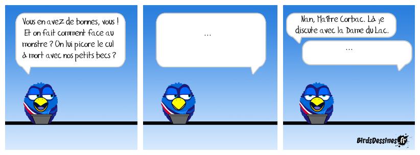 Kaamelott 7 : Mono-dialogue