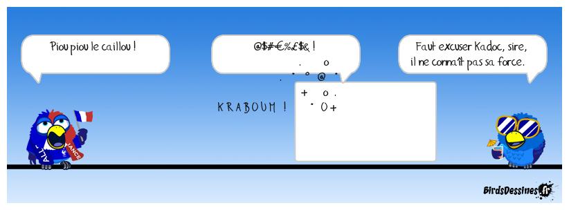 Kaamelott 25 : Le jeu du caillou