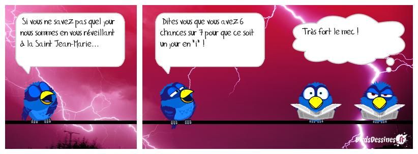 ℹ️ Le dicton de Mister blues...381 🧮😉
