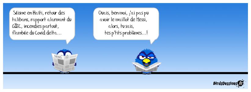 L'actualité des Birds