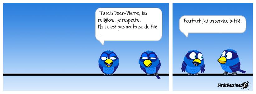 Pas très catholique !