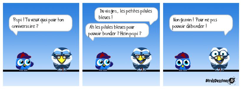 😜 Des pilules pour papi 💊😍