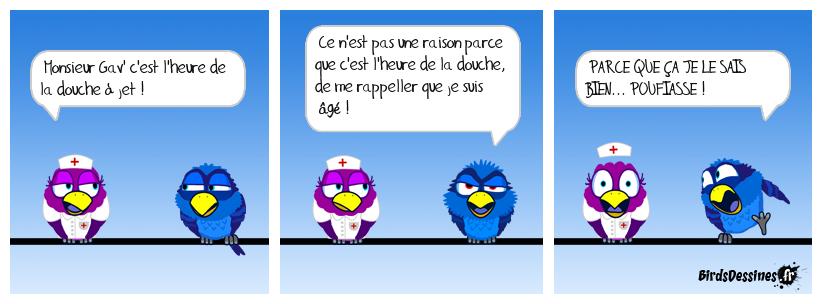 ⛲ Gav' en cure 🚿💦