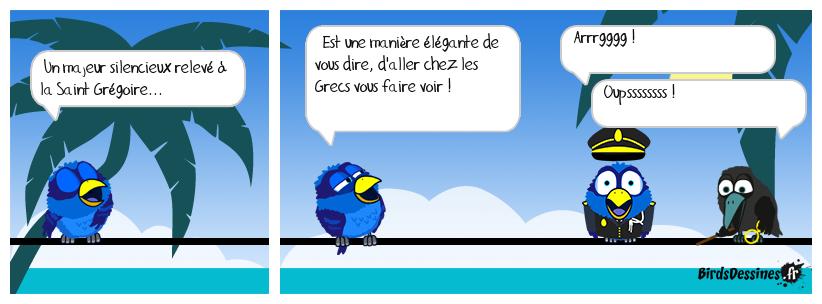 🤣 Le dicton de Mister blues... 397 😲🖕