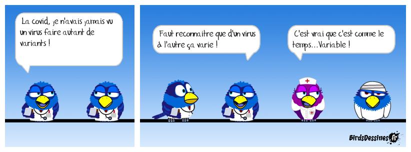 💉 Virus variable 🧫😷