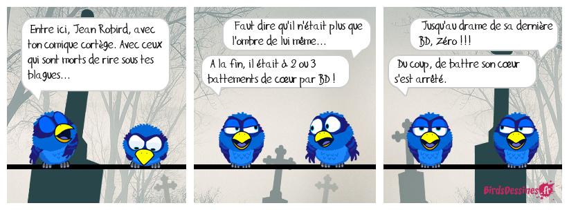 le panthéon des birds !