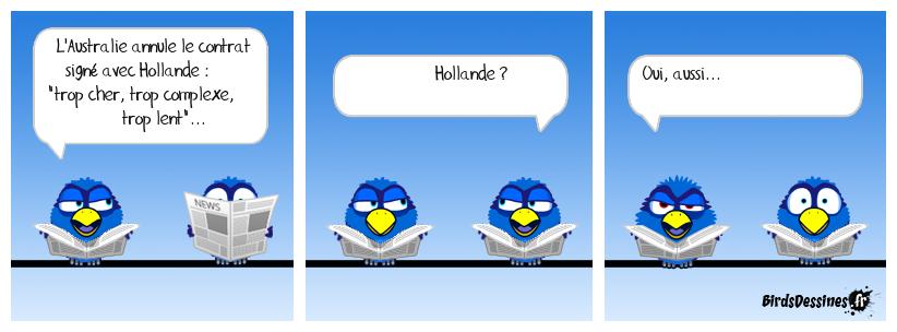 Trop Hollande