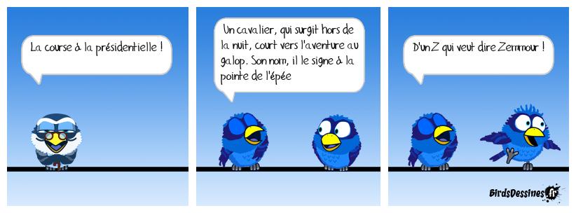 😁 La course à la présidentielle 🗳️ 💤