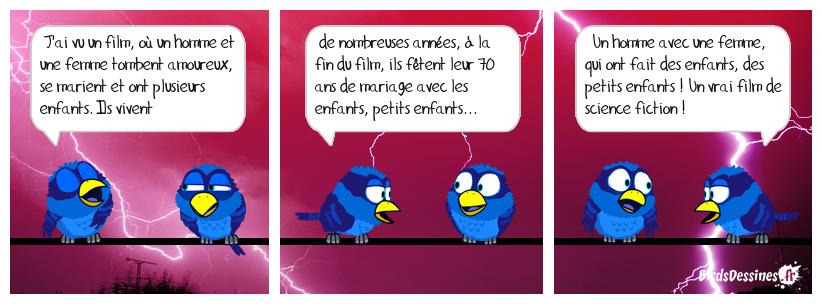 🎬 Sortie de cinéma en 2035 🎞️🤔