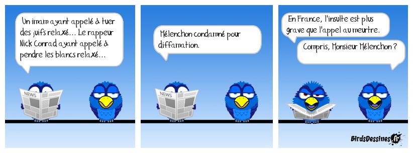 Conseil amical à Monsieur Mélenchon 😁