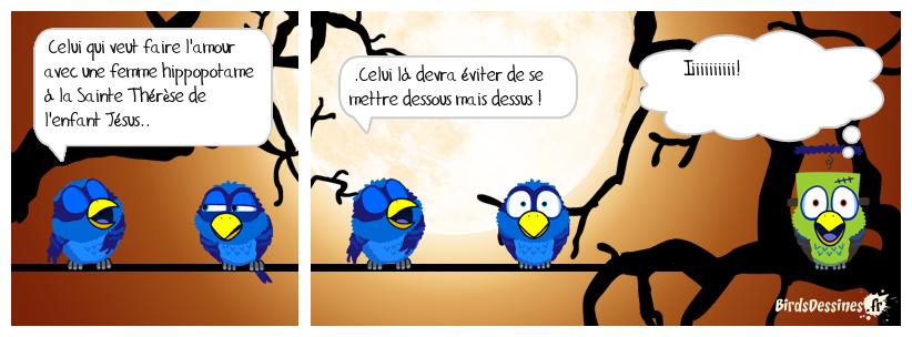 😨 Le dicton de Mister blues...405 😱🦛