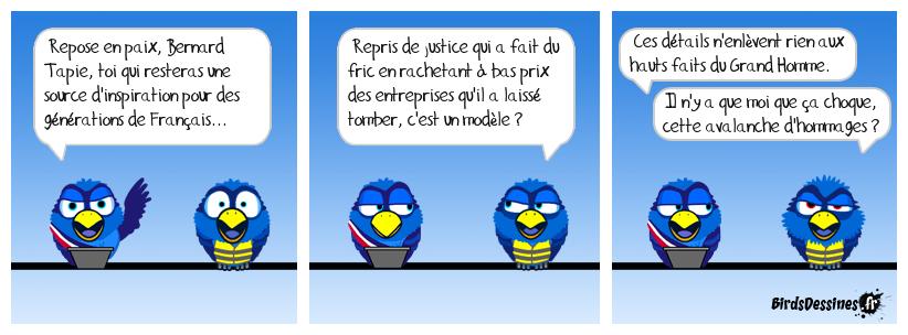 En France, si t'es pas un escroc de haut vol, t'es rien ! 💩