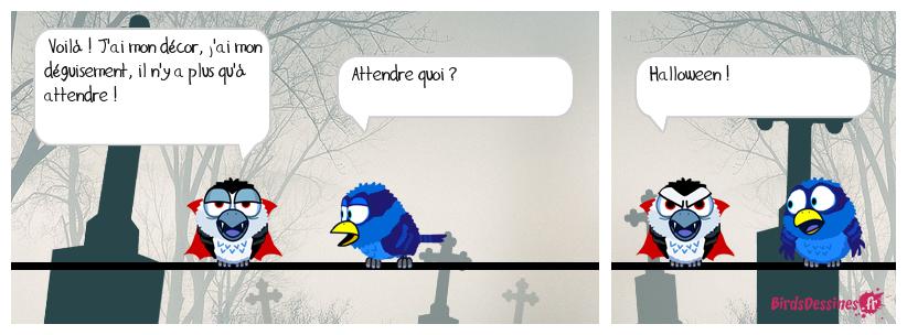 🥶 En attente 🎃🧛