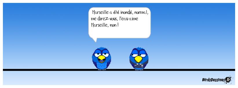 Marseille à flot